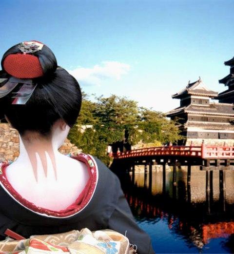 Магическая япония на осенние каникулы