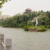 территория санатория Таганзцы